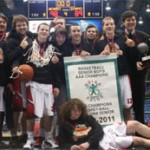 NBIAA AAA Sr. Boys Champions Bathurst High School