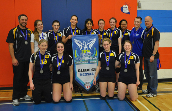 Glebe CI Team Photo