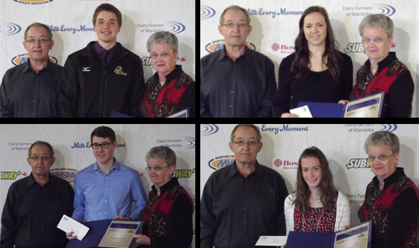 MHSAA Dr. Dale Iwanoczko Memorial Scholarships Awarded