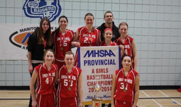 MHSAA 2013-2014 Varsity Basketball Championship Winners