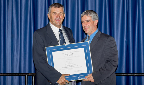 NSSAF Hugh A. Noble Distinguished Service Award