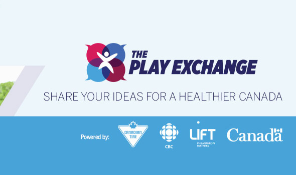 The Play Exchange's AAS Challenge/Le De´fi ACTIFS A` L'E´COLE de Jeu d'e´change
