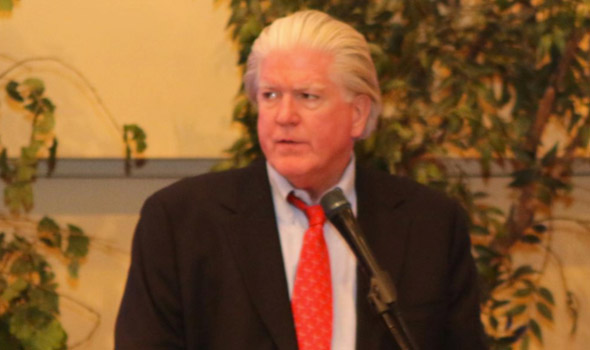 OFSAA Brian Burke Headlines Rugby Banquet