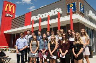 MHSAA McDonald Athletic Scholarships