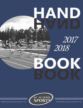 BCSS 2017-18 Hanbook
