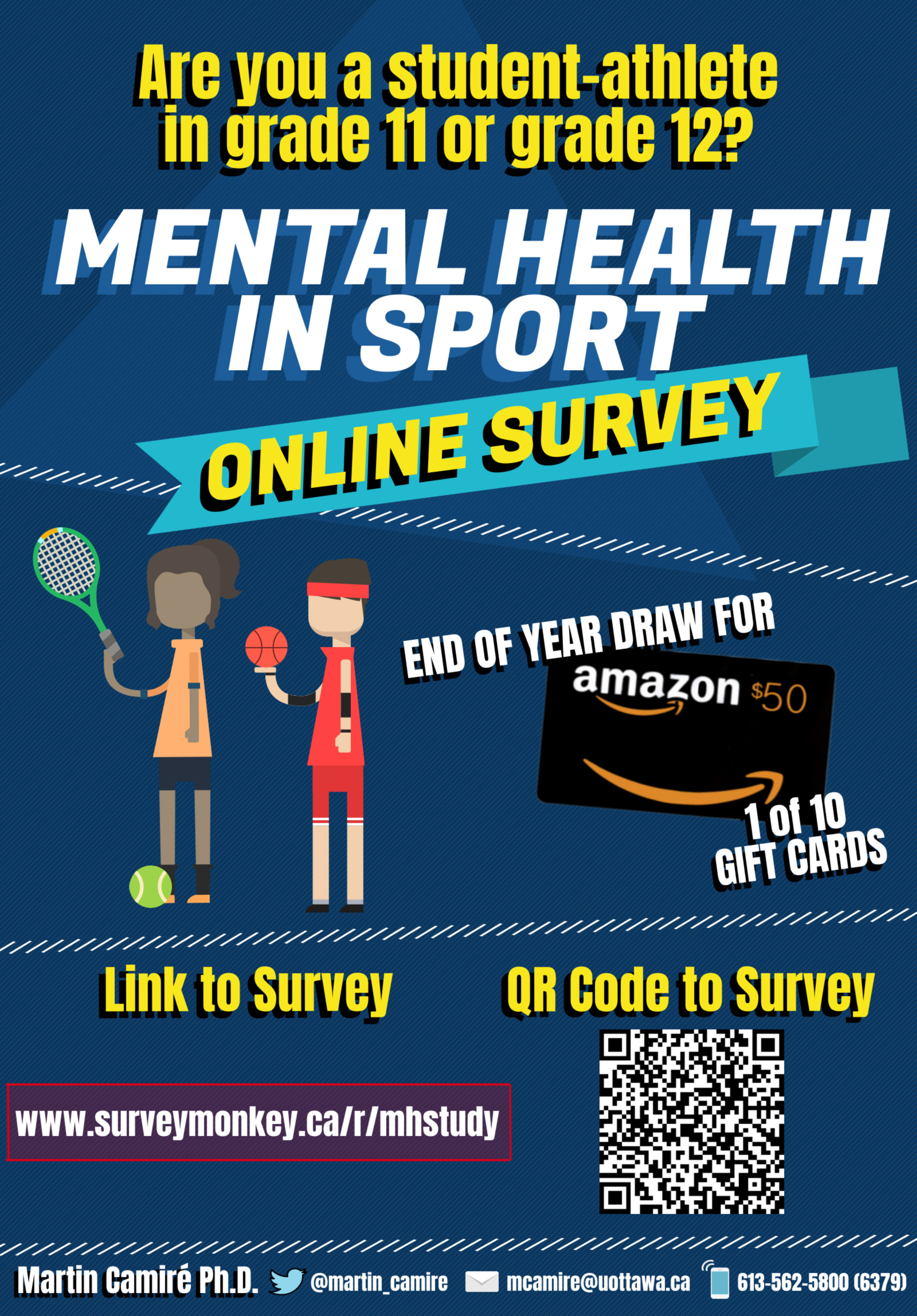 Mental Health in Sports - Sign up now