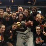 NBIAA AA Sr. Girls Champions Rothesay Netherwood School