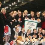 NBIAA AAA Sr. Girls Champions Riverview High School