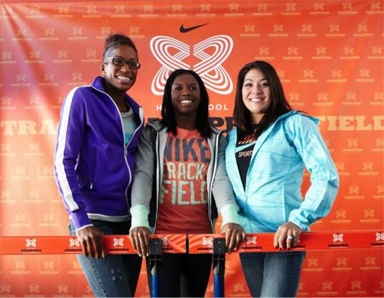 Nike High School Grand Prix Athletes