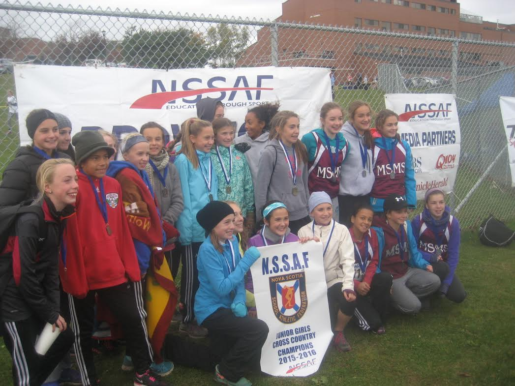 2015 nssaf cross country champions